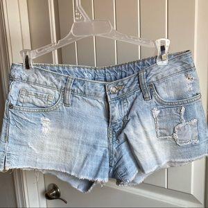 Bullhead Denim Jean Shorts Size 5